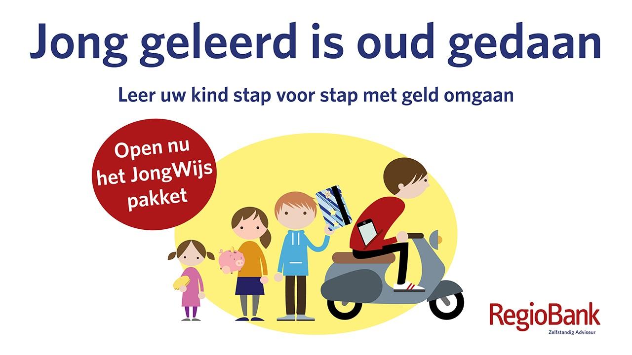 RegioBank Groningen JongWijs