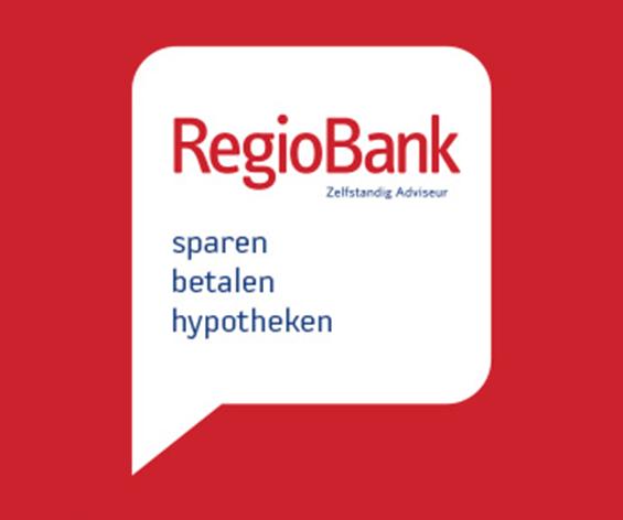 RegioBank Groningen, sparen betalen hypotheken