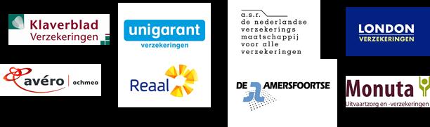 Onafhankelijk verzekeringstussenpersoon Groningen, Klaverblad Verzekeringen, REAAL, Unigarant, London, A.S.R.