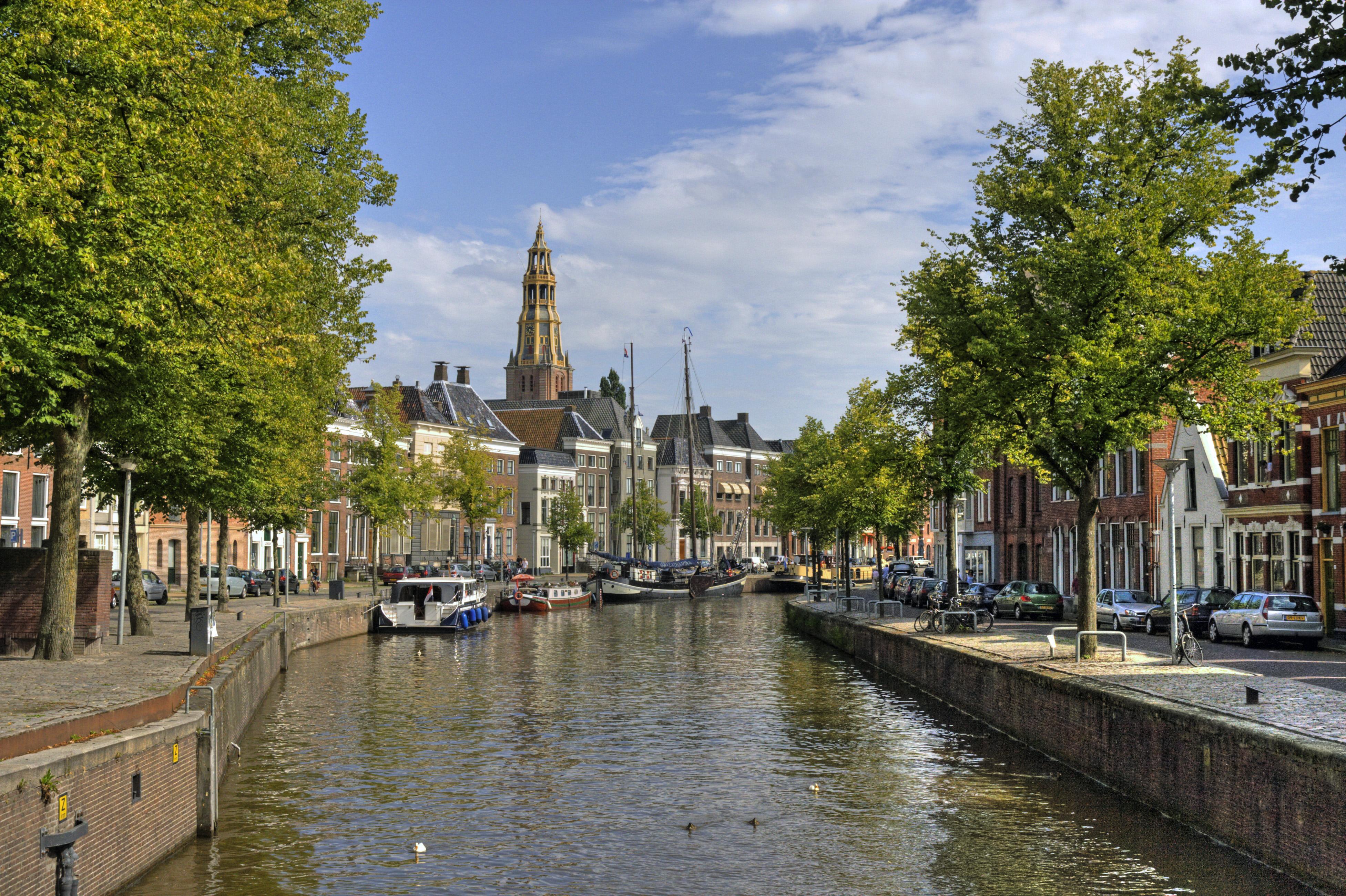 Groningen Hoge en Lage der A