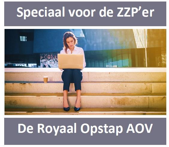 Klaverblad Royaal Opstap AOV voor ZZP Groningen