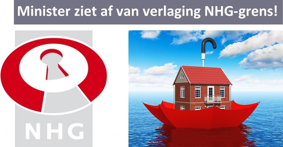 Verlaging NHG grens van de baan, Nationale Hypotheek Garantie, hypotheekadvies Groningen