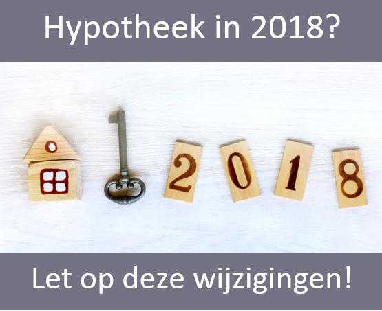 Hypotheek 2018