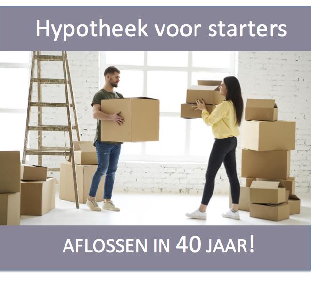 Hypotheekadvies Groningen startershypotheek