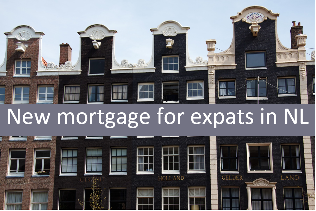 Expat mortgage Amsterdam Groningen