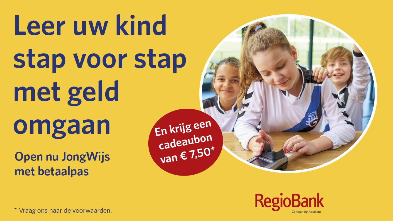 Regiobank Jongwijs